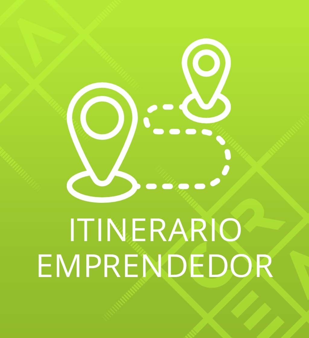 Itinerario emprendedor