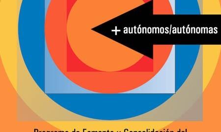 Portada de Programa de Fomento y Consolidación del Empleo Autónomo