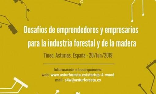 Startup 4 Wood - 1º Torneo de innovación: Desafíos de emprendedores en la industria forestal y de la madera