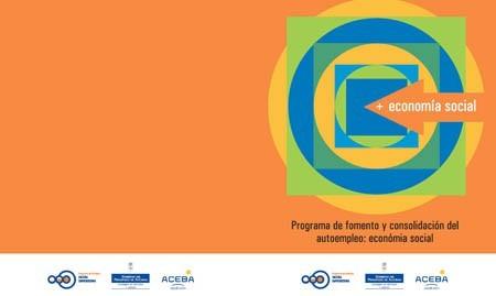 Portada de Programa de Fomento y Consolidación del Autoempleo: Economía Social